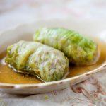 【上沼恵美子のおしゃべりクッキング】でっかいロール白菜の作り方。肉の旨味が引き立つ絶品おかずレシピ(12月3日放送)